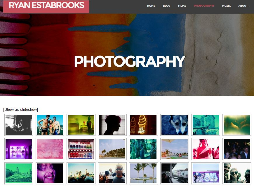 PhotoPage