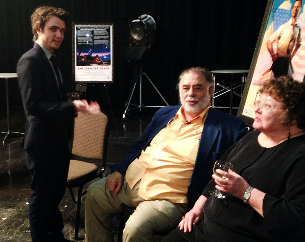 Francis Ford Coppola and me